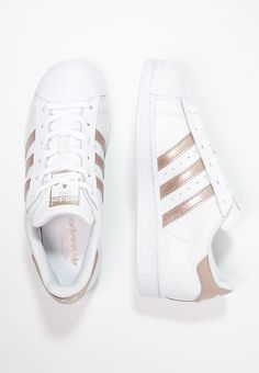 adidas Originals SUPERSTAR - Trainers - white/super collegiate for £74.95 with free delivery at Zalando