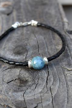 Malama memorial bracelet - Memorial Jewelry, Cremation Ash Keepsakes & Urns by Sisu Beads