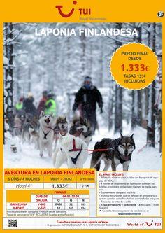 Aventura en LAPONIA Finlandesa. Precio final desde 1.333€ ultimo minuto - http://zocotours.com/aventura-en-laponia-finlandesa-precio-final-desde-1-333e-ultimo-minuto-2/