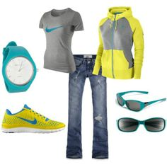 Casual Nike Wear