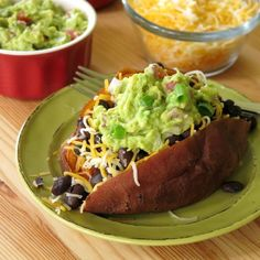 Crock Pot Baked Potatoes and 20 Plus Topping Bar Ideas