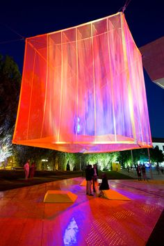 YAP MAXXI 2013: HE installation by BAM!