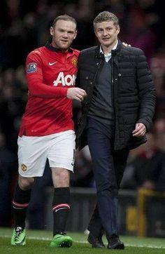 Rooney And Solskjaer - #Manchester United Quiz #Red Devils #MUFC