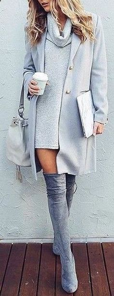#fall #outfits / gris gris