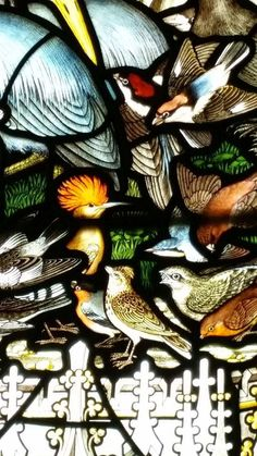 hope stained glass window watts - Google Search