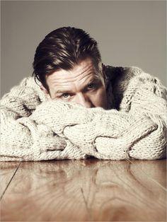 Ewan McGregor . . . yarn from the last pic?? ;)