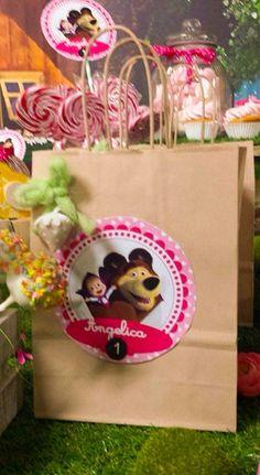 Masha and bear Party By Parties Mama 3312000502 #mashaandthebear #partiesmama…