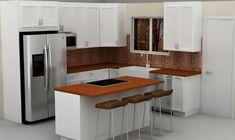 New Kitchen Designs Kitchen Ikea Kitchen Design New White Ikea . Ikea Kitchen Countertops, Modern Kitchen Cabinets, Kitchen Cabinet Design, Kitchen Furniture, Kitchen Layouts, Cabinet Decor, Oak Cabinets, Kitchen Floor, Custom Cabinets