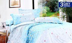 Get 86% #discount on Alessandra 3-Piece Bedsheet #onlinedeals