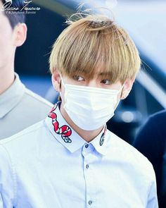 Bts in masks are my weakness
