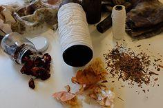 Flavia Aranha abre ateliê para cursos e workshops sobre tingimento natural…
