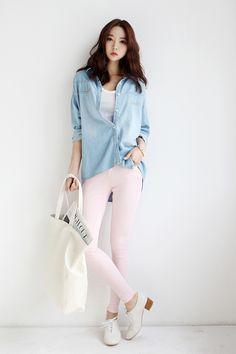 Those Legs Though Korean Street Style Pinterest Ulzzang Korean Fashion And Korean