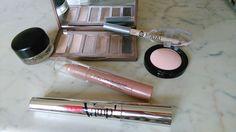 prodotti utilizzati nel make up del giorno