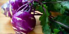 Real Food Right Now and How to Cook It: Kohlrabi