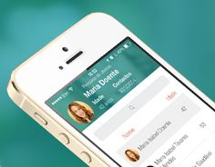 """Check out new work on my @Behance portfolio: """"MedicineOne iOS7 app"""" http://on.be.net/1oeN8oG"""