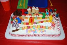 Candyland! party-ideas