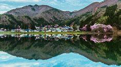 LakeNakatsuna - Nagano Prefecture - Japan