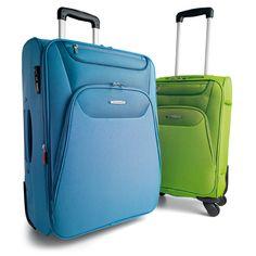 Maletas - Set de 2 maletas (M-P) trolley  www.regalabien.com