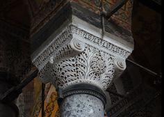 Column, Hagia Sophia