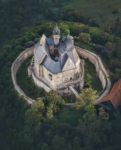Places To Travel, Places To Visit, Walled City, Castle House, Fortification, Old Buildings, Kirchen, Medieval, Germany