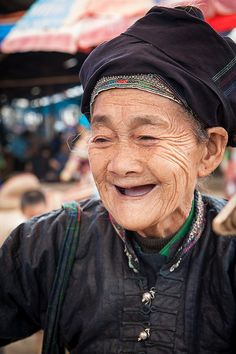 A truly beautiful, Outstanding smile. Made me smile.