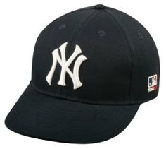"New York Yankees YOUTH MLB Cap (Official Team Hat of Little League, ASA, Pony Baseball & Softball Leagues) by Team MLB - Authentic Sports Shop. $9.48. Official MLB Team Cap for Little League, Youth & Adult Baseball/Softball Leagues. Embroidered ""NY"" Authentic New York Yankees MLB Logo. NEW CF2 Visor Shaped to Flat or Curved Brim With NEW Black Anti-Glare Undervisor. Youth Size (6 3/8 - 7"") Ages 12 & Under, Adjustable Velcro Fit with Velcro Q3 Technology. New York Yankee..."