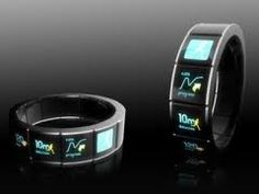 Concept Heart Rate Monitor Watch
