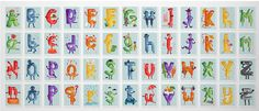 �The Amazing Alphabet� Printables and Book ~ Tinyme