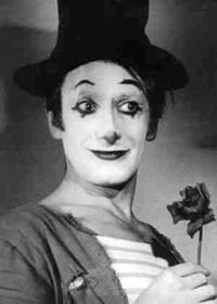A Moment of Silence For Marcel Marceau
