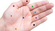 Premi questi punti sul palmo della tua mano e guarda cosa succede.