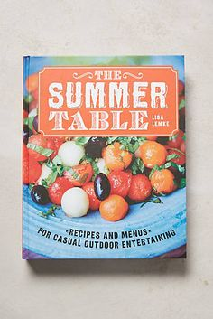 The Summer Table