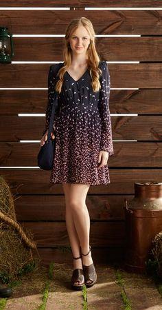 Vestido Borboletando | Lookbook | Antix Store