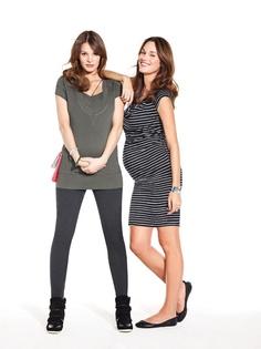 Maternity dress // Robe de maternité