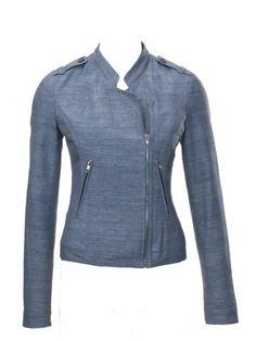 Schnittmuster: Jacke - Bikerstil - Jacken - Damen - burda style