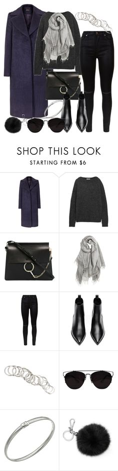 """Untitled #47"" by lovelyxjennifer ❤ liked on Polyvore featuring Acne Studios, Chloé, Faliero Sarti, 7 For All Mankind, H&M, Retrò, Chimento and Michael Kors"