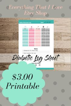 Love this shop!  Great printable for simple tracking!