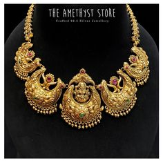 The Silver Jewellery Boat Gold Chain Design, Gold Bangles Design, Gold Jewellery Design, Bridal Jewellery, Fashion Jewellery, Gold Jewelry, Indian Jewelry Sets, Silver Jewellery Indian, Kerala Jewellery