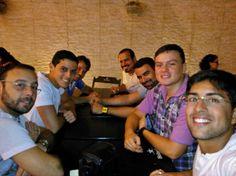 Pausa pro Lanche #friends #givaldogalindo