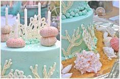 "elegant ""under the sea"" party"
