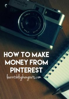 Ever wonder how bloggers are making money on Pinterest? Want to know how to…