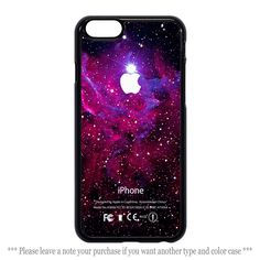 Amazing Purple Galaxy Nebula Print Cover iPhone 4 4s 5 5s 5c 6 6 plus Case #UnbrandedGeneric