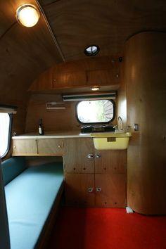 SMC 10 (6) Vintage Caravans, Tiny Living, Airstream, Glamping, Mirror, Travel, Travel Trailers, Viajes