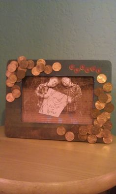 I HAVE to make this because of my love of 'pennies'