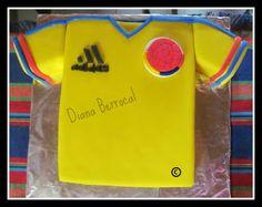 Camiseta selección Colombia 2012