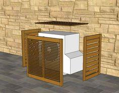 1000 id es sur le th me cacher le climatiseur sur pinterest couvercle climatiseur l 39 cran du - Transformer ventilateur en climatiseur ...