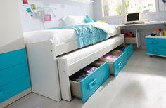 KIBUC, muebles y complementos - Dormitorio juvenil Niu