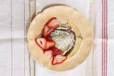 4 recetas para cocinar crêpes dulces y salados  Foto:Gentileza de Caro…