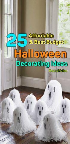 25 Cheap & Best Budget Halloween Decorating Ideas  – Buy Online