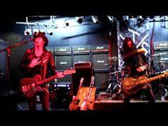 Todd Kerns and The Anti Stars Sound Check 3 Nov 18 Vampd