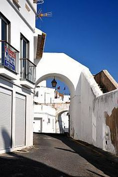 Albufeira, Portugal, Old Town
